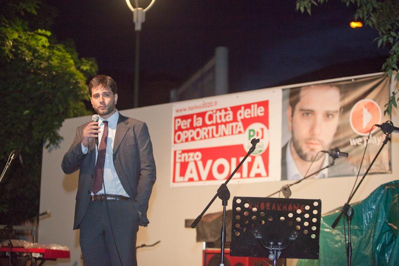 Concerto KHORAKHANE - Festa chiusura campagna elettorale Enzo LAVOLTA
